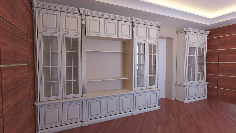 мебель дубовый шкаф